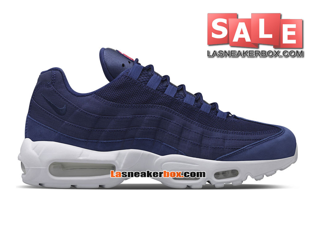 sale retailer c5f43 00fa3 Nike X Stussy Air Max 95 QS - Men´s Nike Sports Shoes Loyal Blue