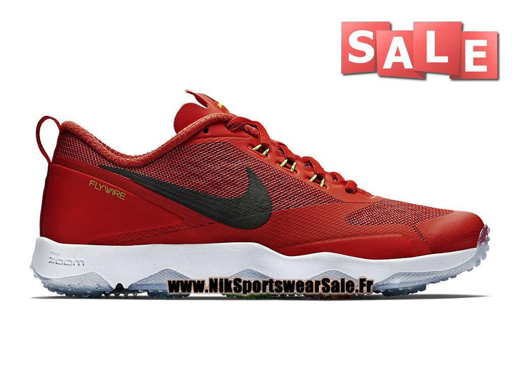 new concept e3437 4934e Nike Zoom Hypercross TR - Chaussure de Training Nike Officiel Pas Cher Pour  Homme Rouge Grenadine
