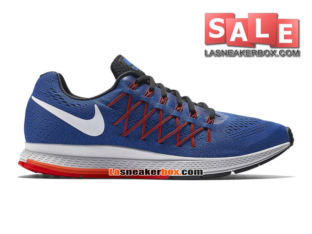 Nike Zoom Winflo 3 - Men´s Nike Running Shoe Game Royal/Bright Crimson