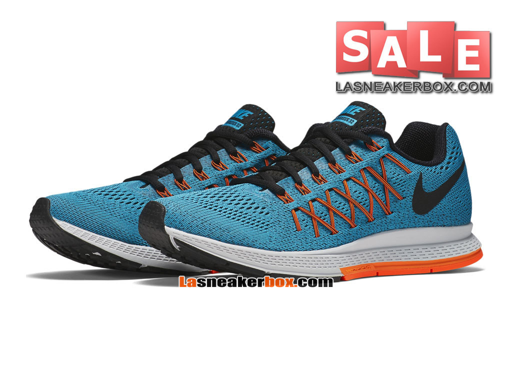 66299c8732b0 ... Nike Zoom Winflo 3 - Men´s Nike Running Shoe Blue Lagoon Bright Citrus  ...