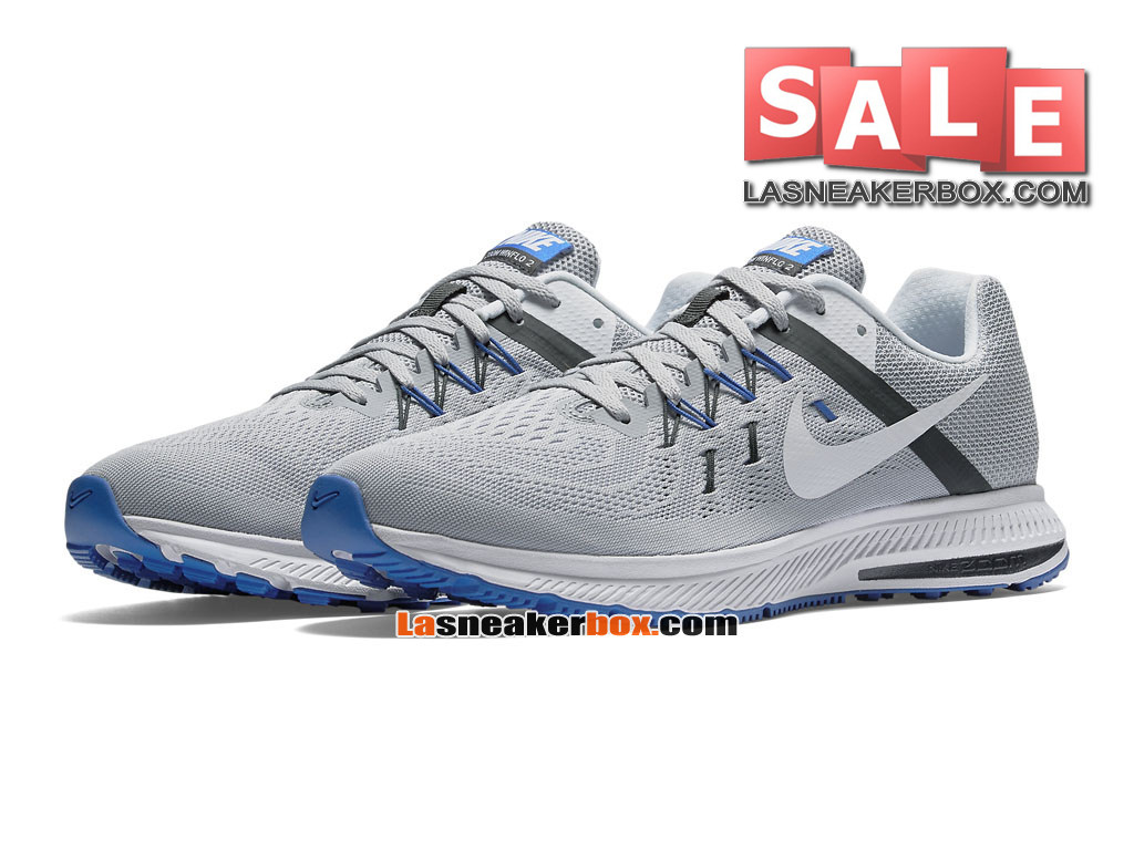 51d27544cac ... Nike Zoom Winflo 3 - Men´s Nike Running Shoe Wolf Grey Anthracite  ...