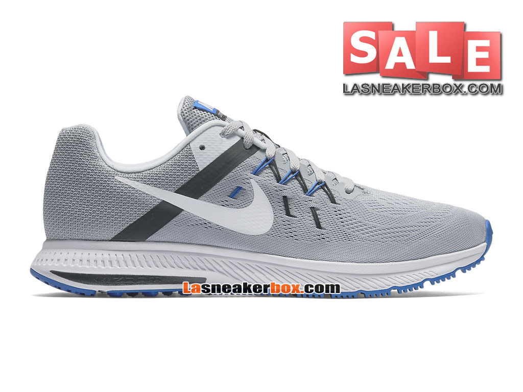 43faa67b285c8 Nike Zoom Winflo 3 - Men´s Nike Running Shoe Wolf Grey Anthracite  ...