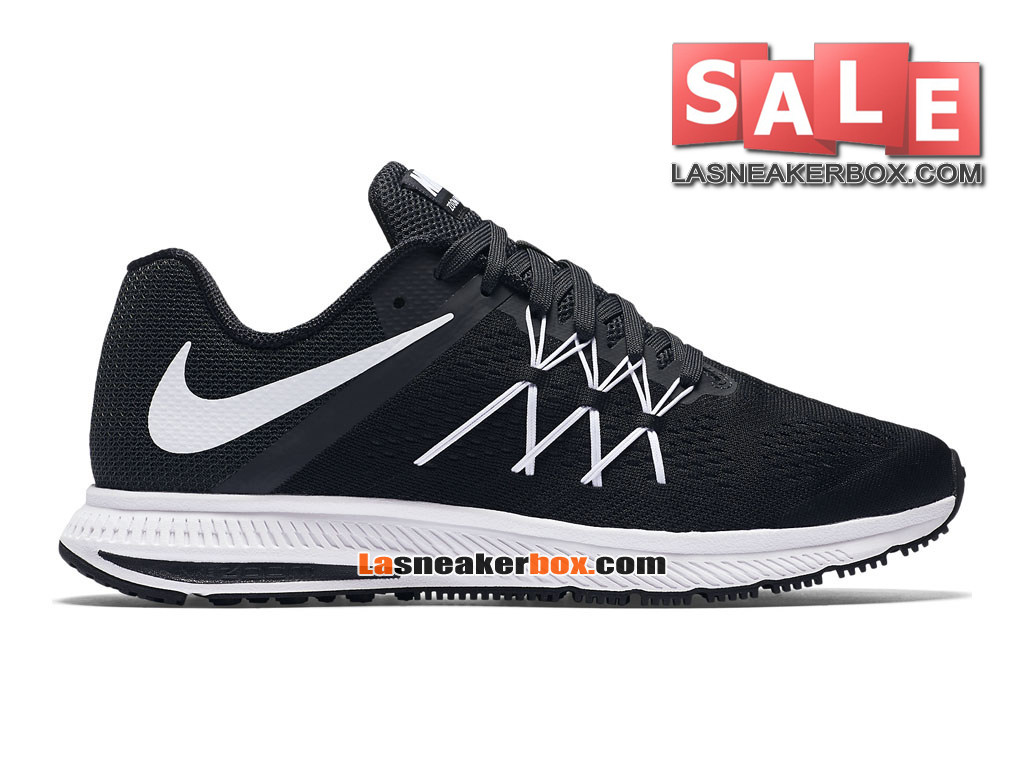 finest selection 54f09 39f3e Nike Zoom Winflo 3 - Men´s Nike Running Shoe Black Anthracite White ...