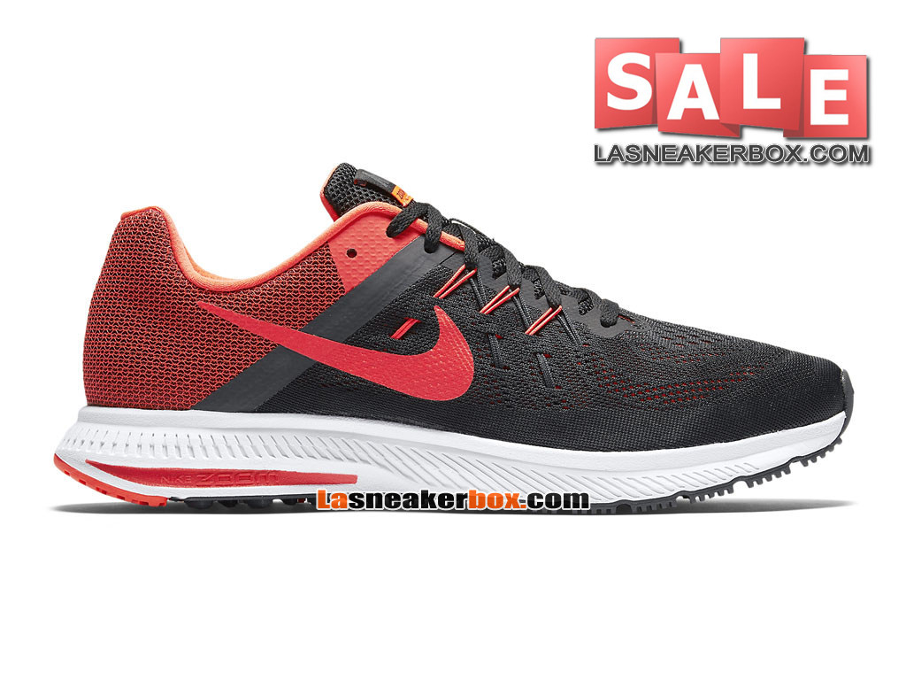 293355bbcb149 ... get nike zoom winflo 3 mens nike running shoe black anthracite white  56314 f3e45