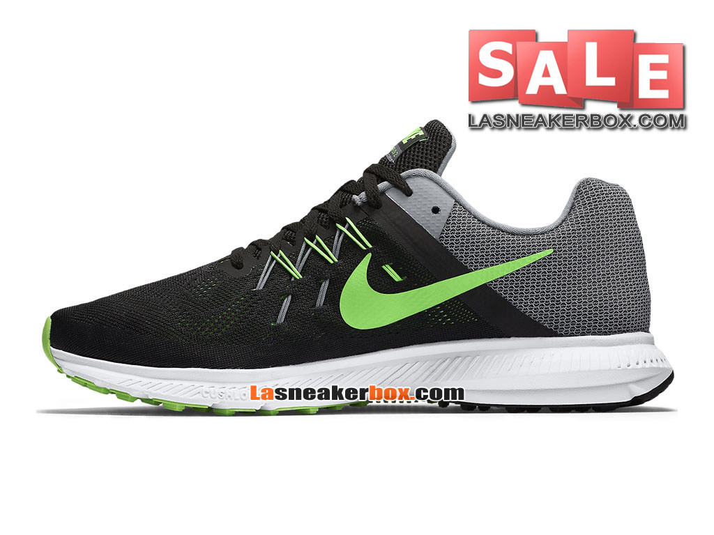 the best attitude daf0e efd1a ... Nike Zoom Winflo 3 - Men´s Nike Running Shoe Black Cool Grey  ...