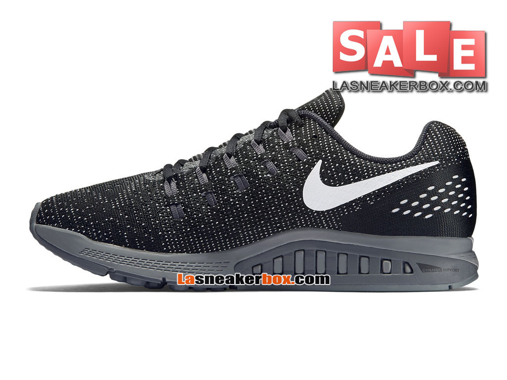 timeless design 49008 17196 ... Nike Zoom Winflo 3 - Men´s Nike Running Shoe Black Dark Grey  ...