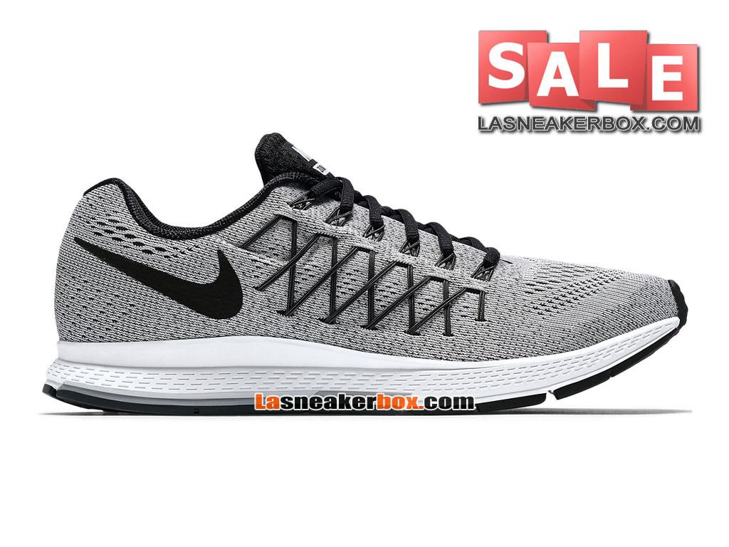 34b13e28e09 Nike Zoom Winflo 3 - Chaussure de Running Nike Pas Cher Pour Homme Platine  pur  ...