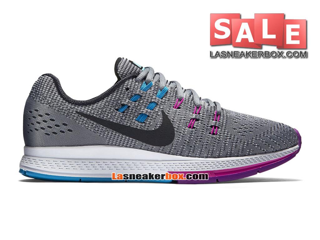 Nike Zoom Winflo GS → Nike Wmns Zoom Winflo 3 Chaussure de Running Nike Pas Cher Pour FemmeGarçon Gris froidFuchsia flashCopaNoir