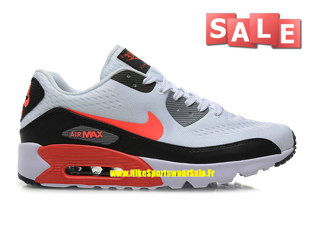 best website 9579a 6a7fe NikeiD Air Max 90 Ultra Mesh - Men´s Nike Sportswear Shoes White Infrared
