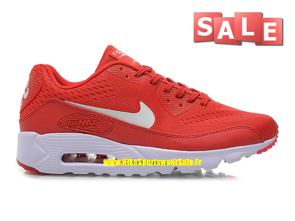quality design a6d39 0b300 NikeiD Air Max 90 Ultra Mesh - Men´s Nike Sportswear Shoes Bright Crimson   ...