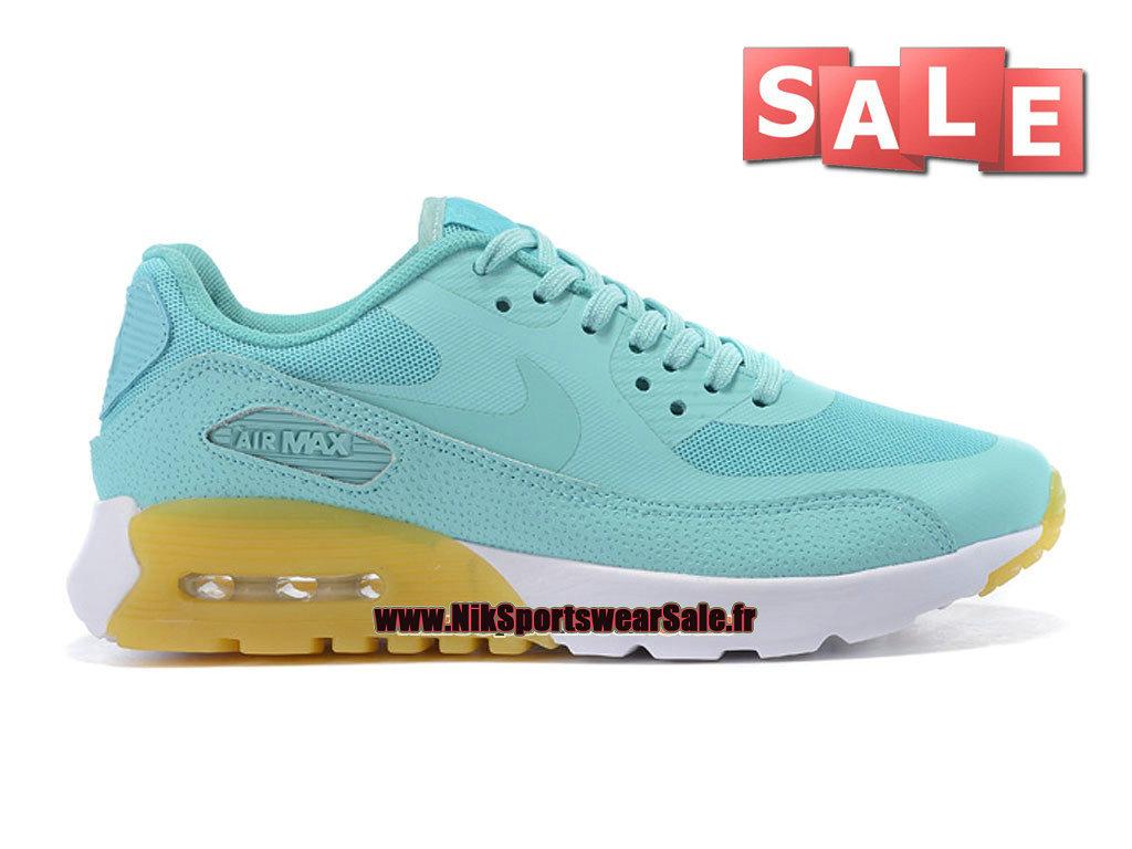 quality design e04d6 11de3 NikeiD Wmns Air Max 90 Ultra Essential - Chaussure Nike Sportswear Pas Cher  Pour Femme  ...