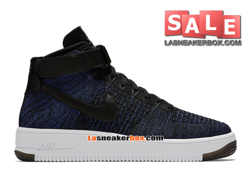 buy popular ac677 c0f32 NikeLab Air Force 1 Low Ultra Flyknit - Men´s Nike Sports Shoe Game Royal