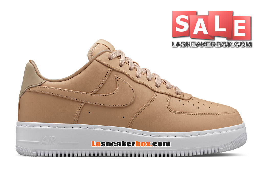 competitive price 09f2d 89961 NikeLab Air Force 1 Low Ultra Flyknit - Chaussure Nike Sportswear Pas Cher  Pour Homme Brun ...