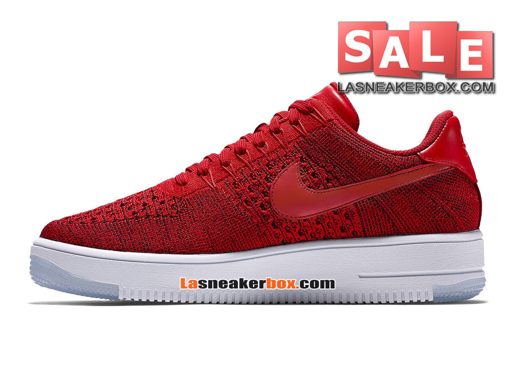 huge selection of 05dc9 ea79a ... Nike Air Force 1 High Ultra Flyknit - Men´s Nike Sports Shoe University  Red ...