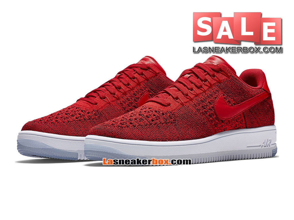bbb11a3baf5d ... Nike Air Force 1 High Ultra Flyknit - Men´s Nike Sports Shoe University  Red ...