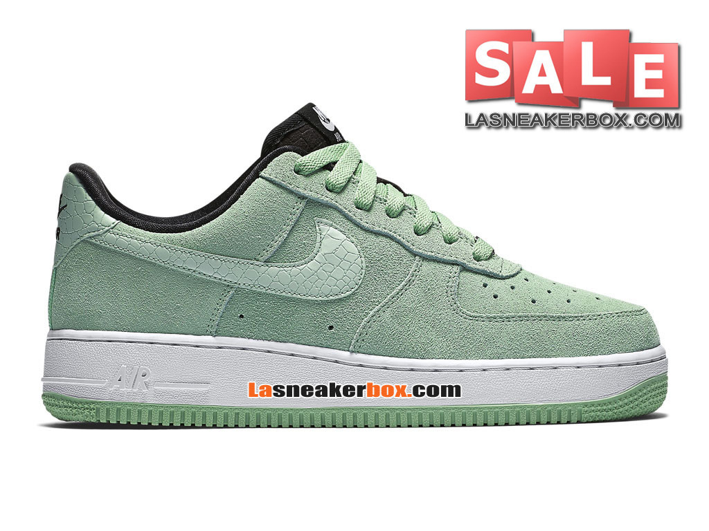 new styles 55fea d0098 NikeLab Air Force 1 Low - Men´s Nike Sportswear Shoe Enamel GreenLoyal