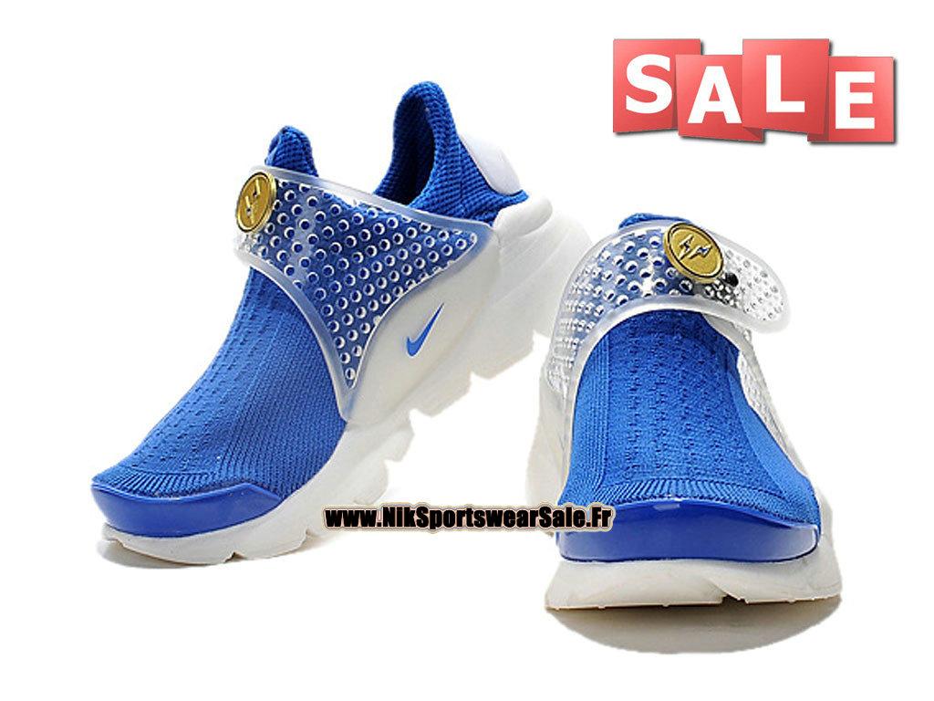 new concept 1d673 47070 ... NikeLab Sock Dart SP PS - Chaussures Nike Sportswear Pour Petit Enfant  Bleu électrique Blanc