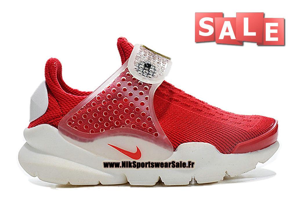 new arrival 1541e 1910a NikeLab Sock Dart SP PS - Chaussures Nike Sportswear Pour Petit Fille Rouge  université/Blanc