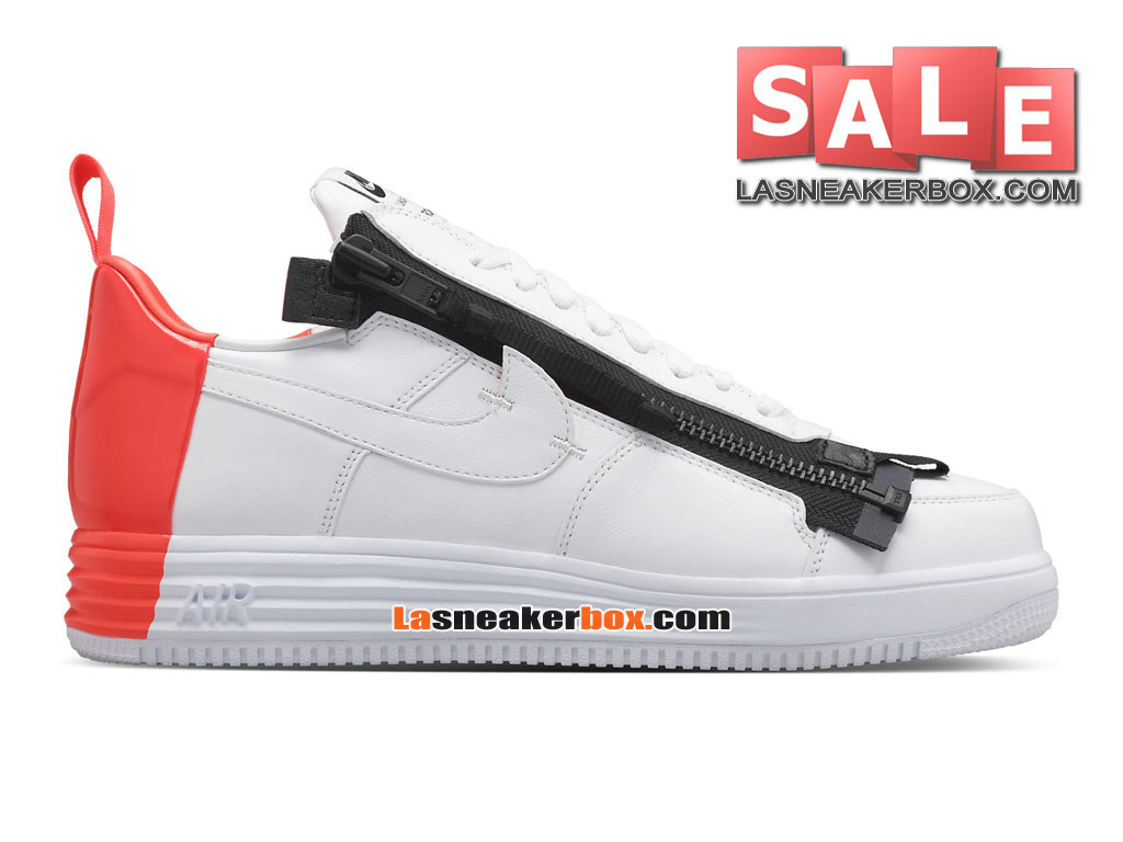 brand new d6468 2130a NikeLab x Acronym Lunar Force 1 SP - Men´s Nike Sportswear Shoes White