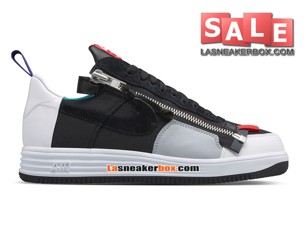 size 40 514d6 495f8 NikeLab x Acronym Lunar Force 1 SP - Men´s Nike Sportswear Shoes Black